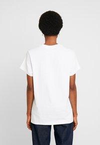 adidas Originals - T-shirt con stampa - white - 2