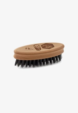BEARD BRUSH (SMALL) - Borstel - -