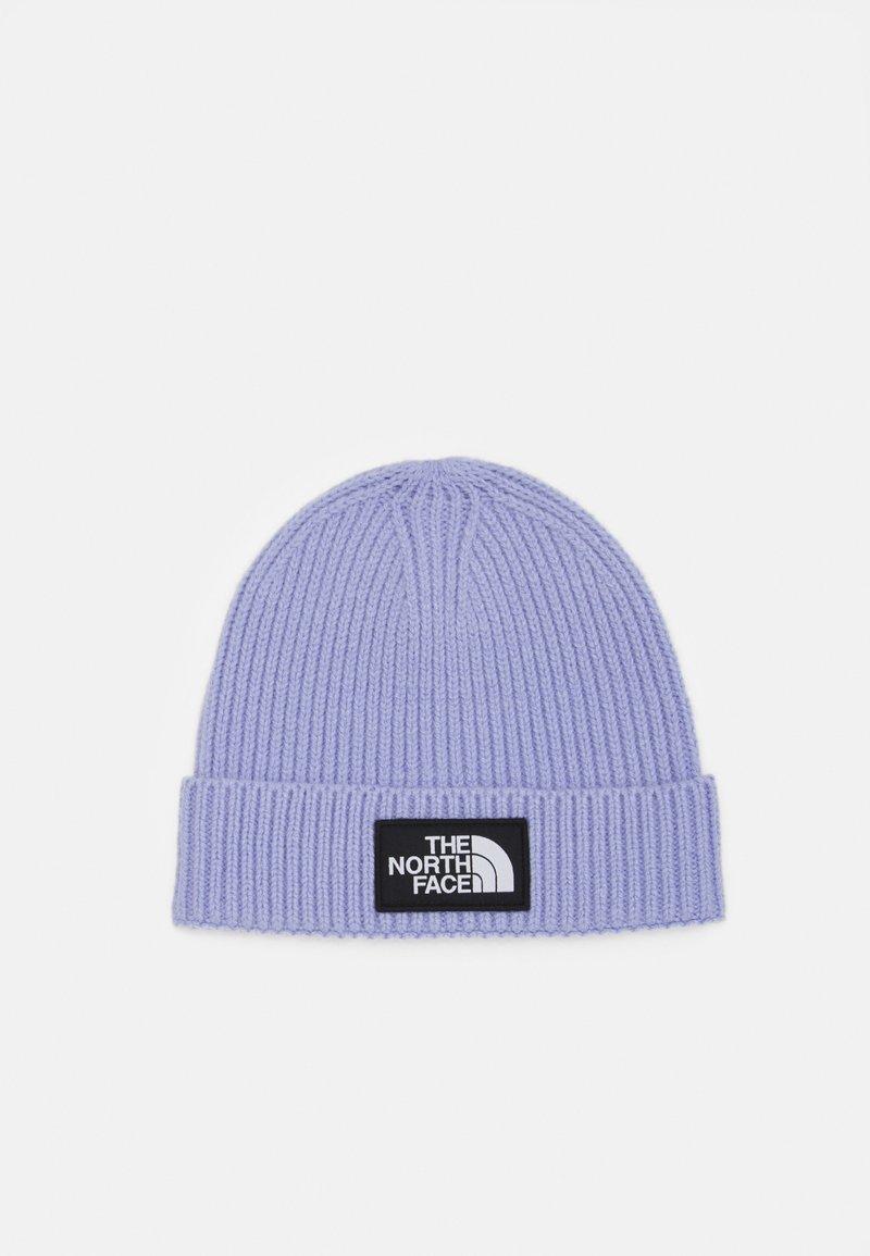 The North Face - LOGO BOX CUFFED BEANIE UNISEX - Beanie - sweet lavender