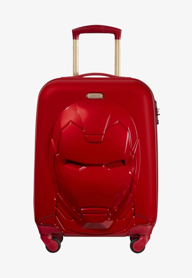 DISNEY ULTIMATE - Wheeled suitcase - red