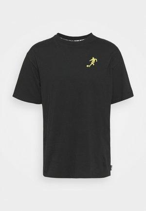 FC MAX TEE - T-shirts print - black