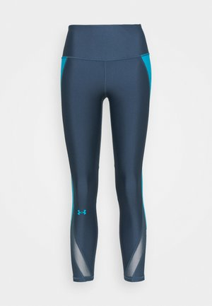 Legginsy - mechanic blue