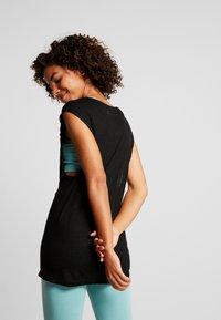 Yogasearcher - VISHNU  - T-shirt print - black - 2