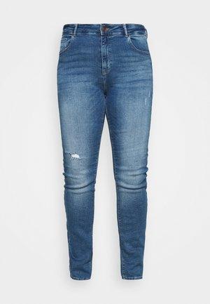 CARLAOLA LIFE - Slim fit jeans - light blue denim