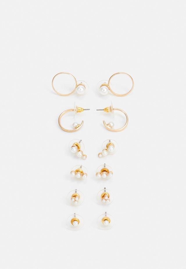 ZOIMMA 6 PACK - Earrings - ice