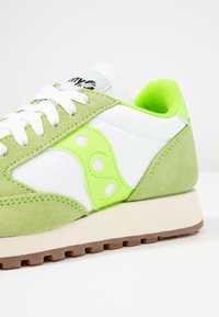 Saucony - JAZZ VINTAGE - Trainers - slime/white - 2