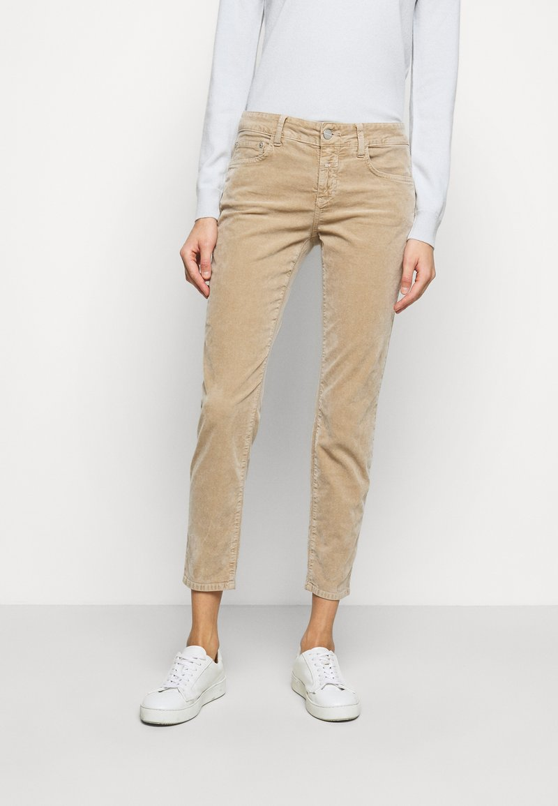 CLOSED - BAKER - Trousers - honey