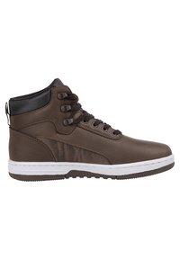 K1X - Sneakers hoog - brown - 5