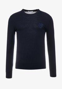Versace Collection - IN MAGLIA - Maglione - dark blue - 5