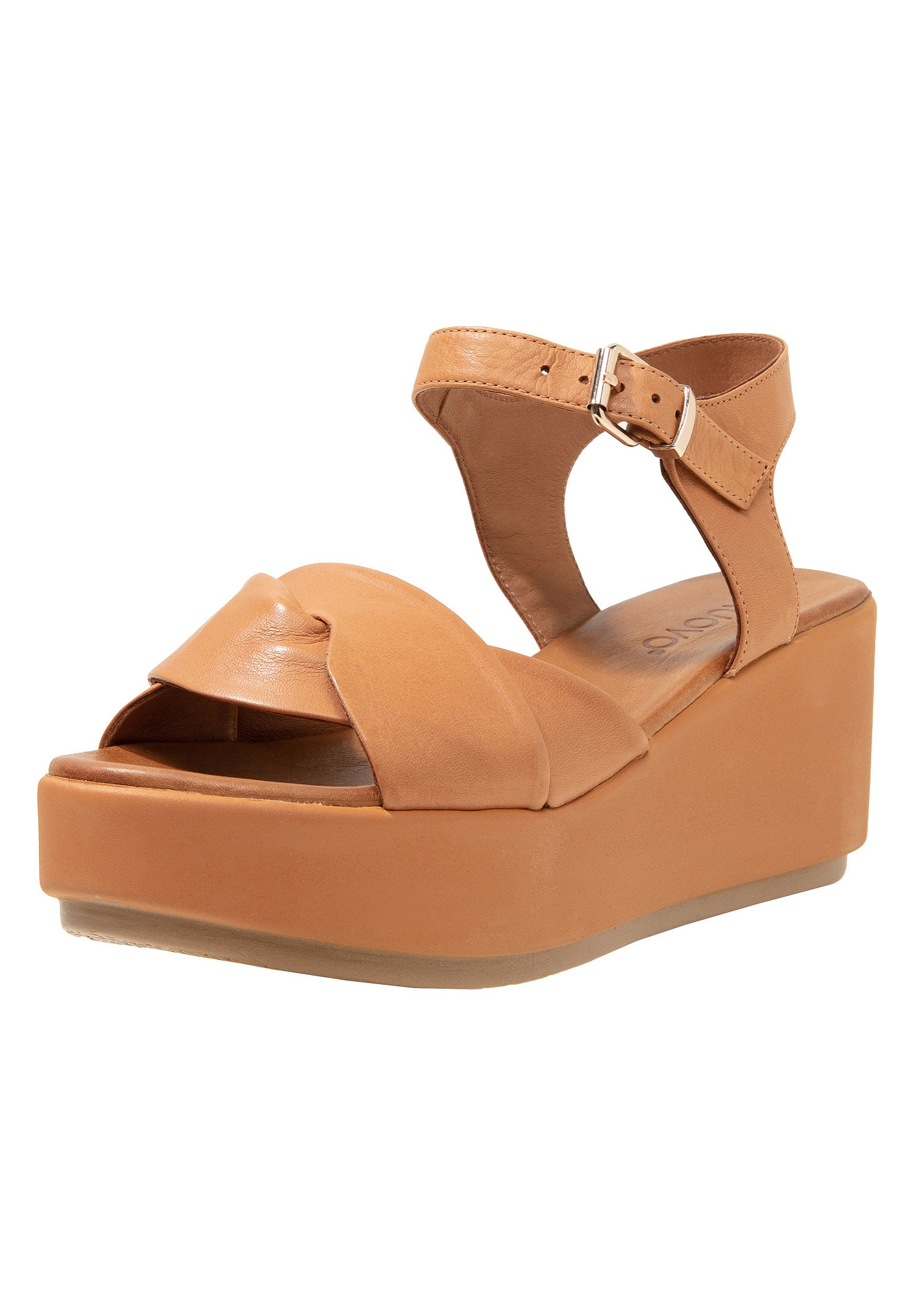 Inuovo Plateausandaler - Coconut Ccn