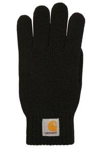 Carhartt WIP - WATCH GLOVES UNISEX - Rękawiczki pięciopalcowe - black - 1