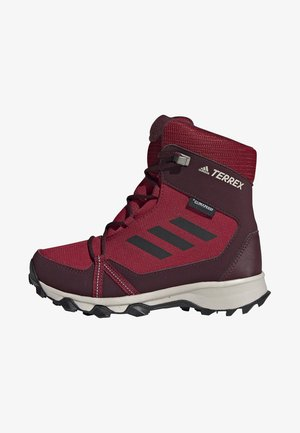 TERREX SNOW CP CW SHOES - Snowboard boots - burgundy