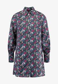 Fashion Union Petite - GENEVA PRINTED DRESS - Blusenkleid - vintage meadow floral - 4