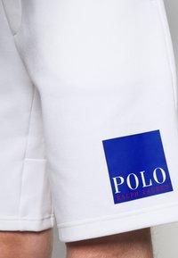 Polo Ralph Lauren - TECH - Tracksuit bottoms - white - 4