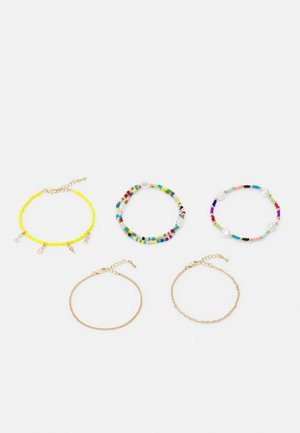 FGVICKY BRACELET 5 PACK - Bracelet - gold-coloured/multi