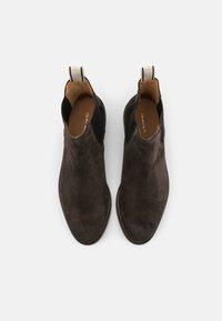 GANT - SHARPVILLE - Classic ankle boots - dark brown - 3