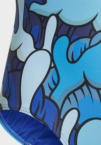 adidas Performance - AARON KAI  - Swimsuit - blue - 2