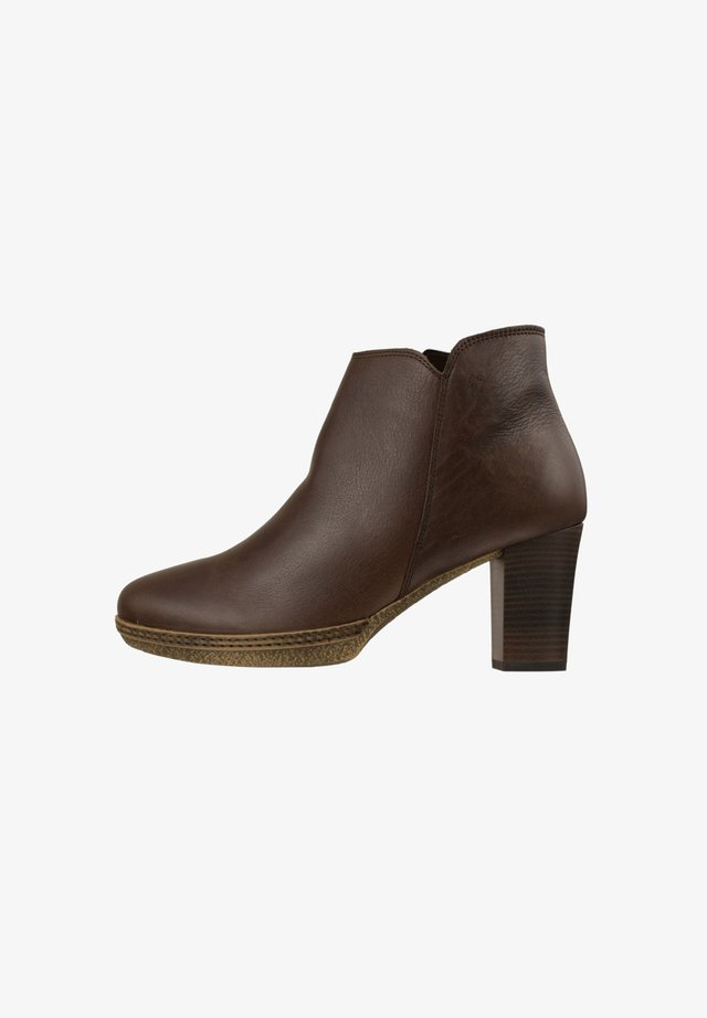 BEATRICE - Ankle boots - braun