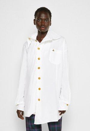 CHAOS  - Button-down blouse - white