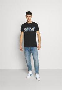 AMICCI - FLORENCE - Print T-shirt - black - 1