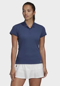 adidas Performance - CLUB POLO SHIRT - Polo shirt - blue - 2