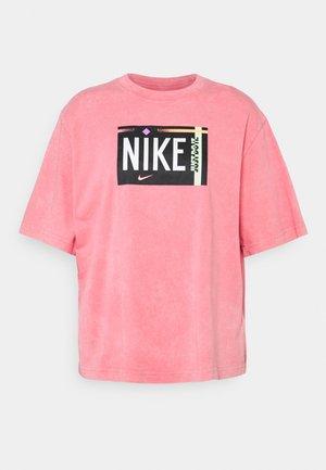 TEE WASH - T-shirt imprimé - sunset pulse