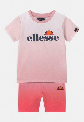 CONSTANCIE SET UNISEX - Shorts - pink