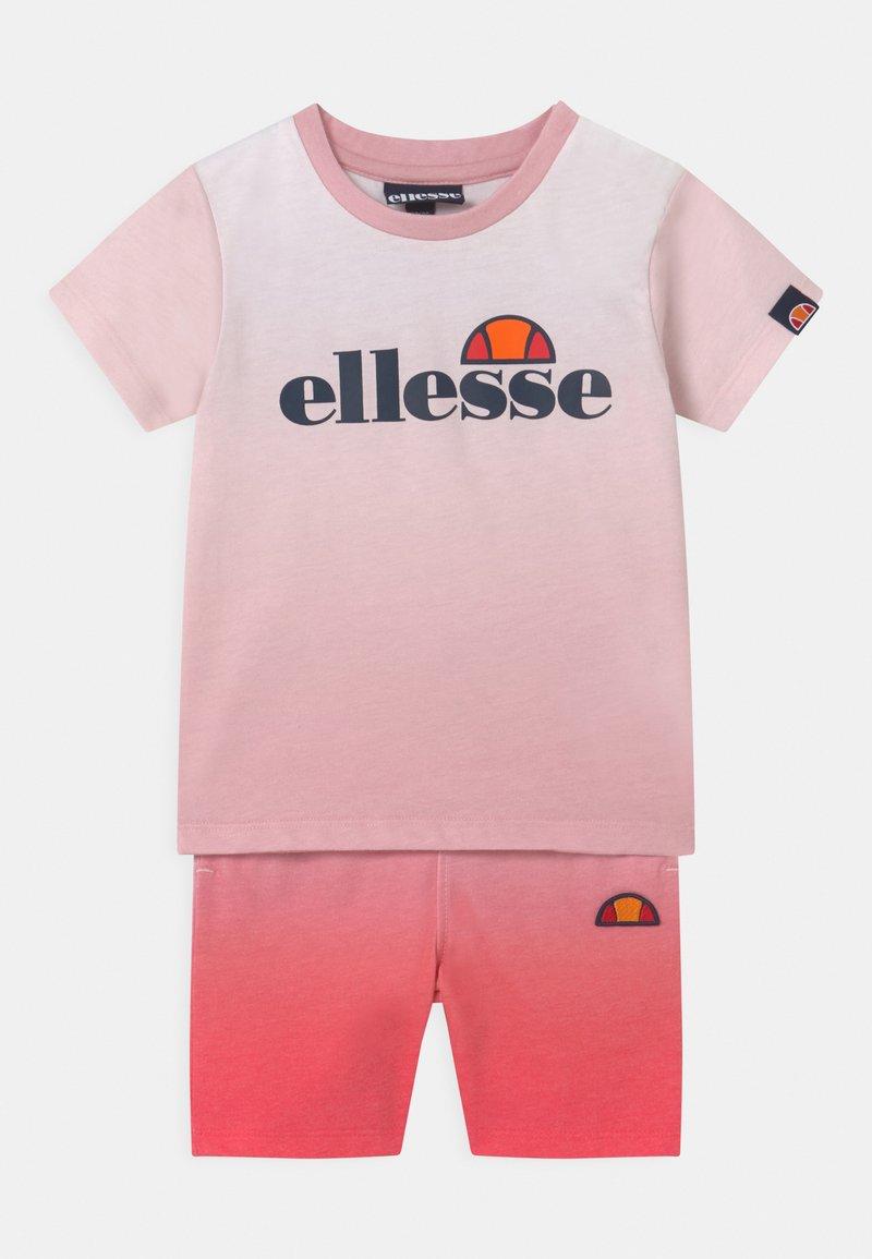 Ellesse - CONSTANCIE SET UNISEX - Shorts - pink