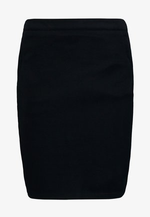 ILANO SKIRT - Pencil skirt - black