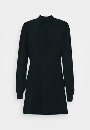 PRISILLA - Denní šaty - anthracite black
