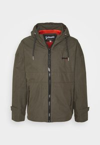 Schott - Summer jacket - military green - 0