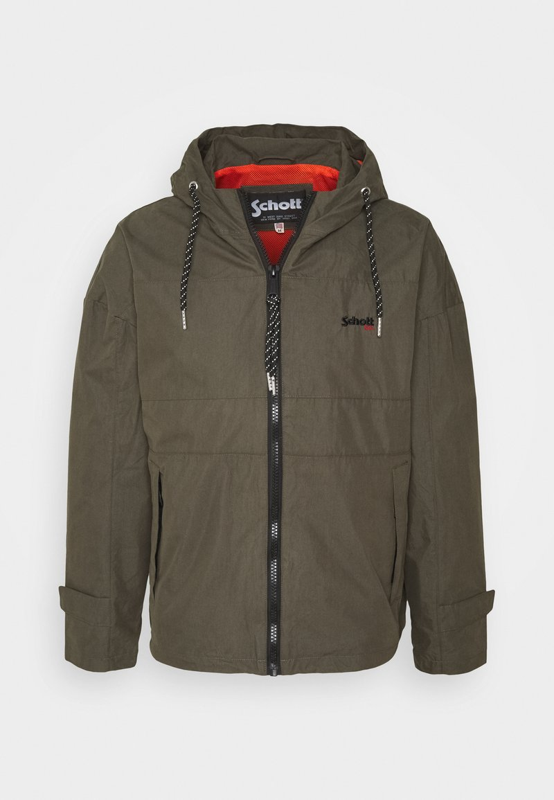 Schott - Summer jacket - military green