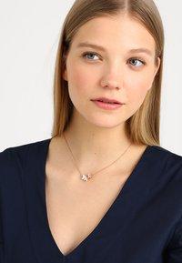 Swarovski - LILIA NECKLACE - Halsband - rosegold-coloured - 1