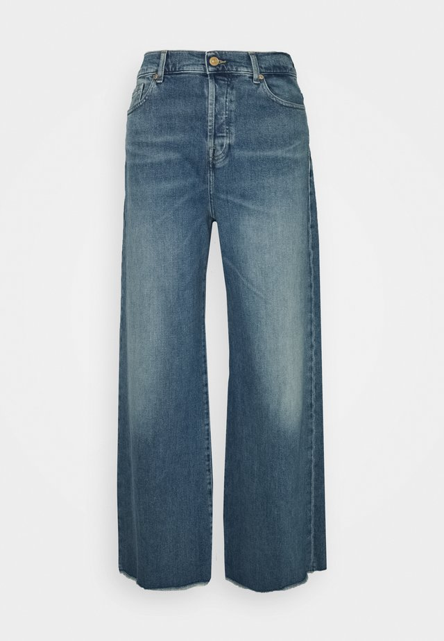 ZOEY MOST WANTED - Jeans a zampa - mid blue