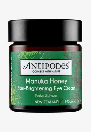 MANUKA HONEY SKIN BRIGHTENING EYE CREAM  - Ögonvård - -