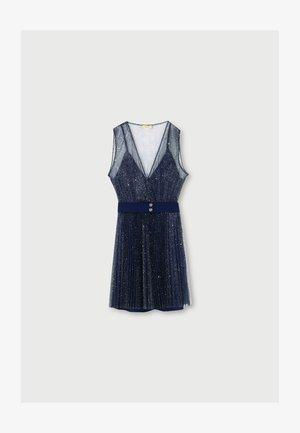 Cocktail dress / Party dress - blue