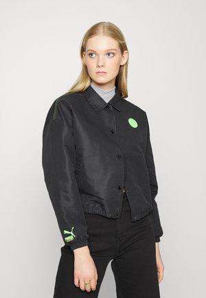 SANTA CRUZ COACH - Summer jacket - black
