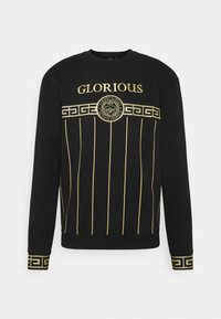 Glorious Gangsta - DEBRIS - Sweatshirt - black - 3