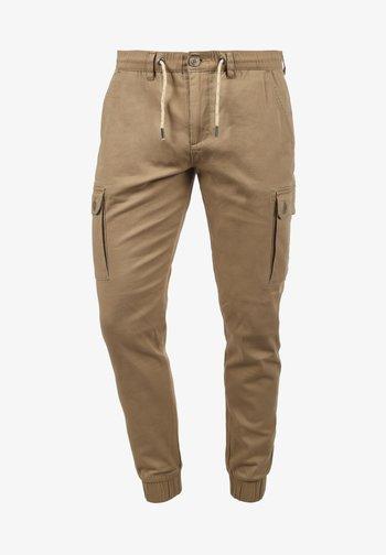 Pantalon cargo - beige brown