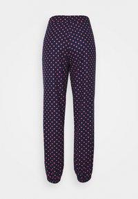 GAP - Bas de pyjama - navy/red - 1