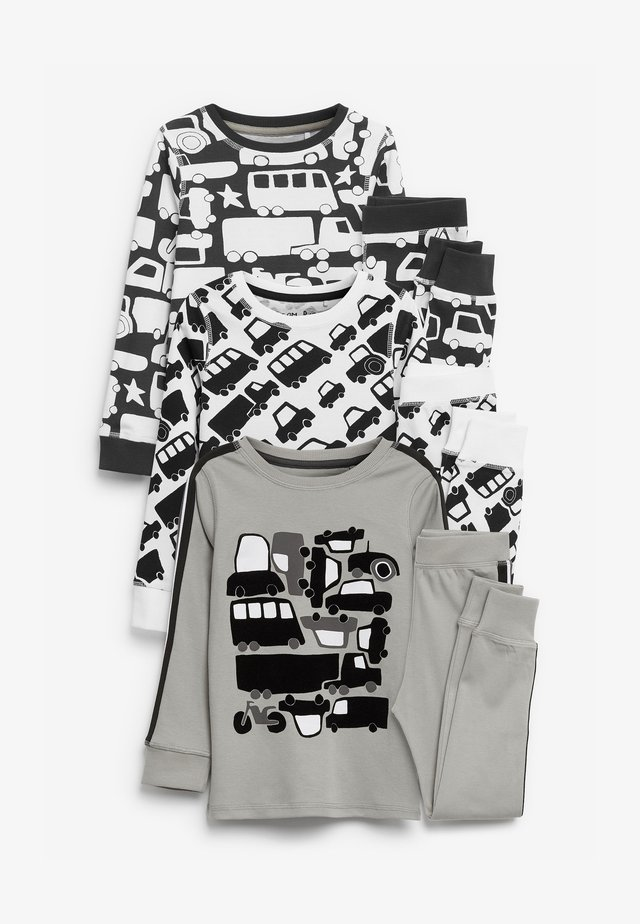 3 PACK TRANSPORT SNUGGLE  - Pyjama set - grey