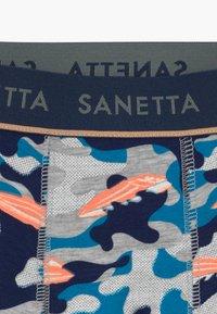 Sanetta - 2 PACK - Boxerky - hellgrau - 4