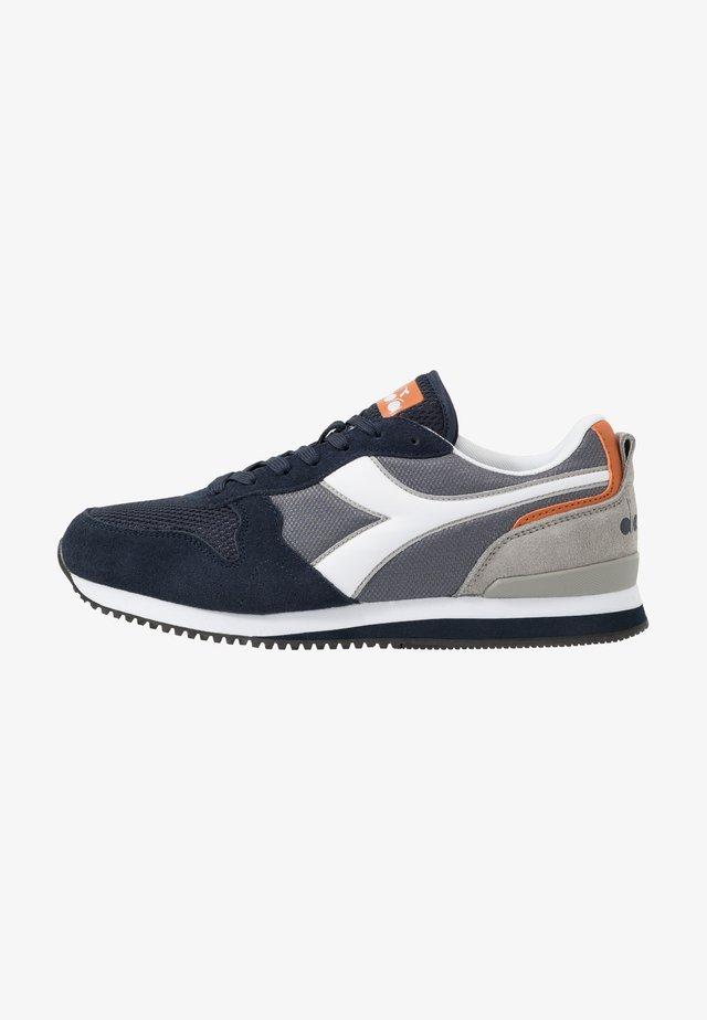 OLYMPIA UNISEX - Sneakersy niskie - blue denim