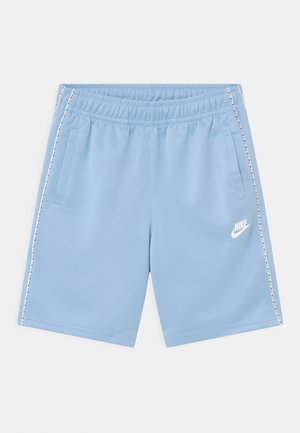 REPEAT - Short - psychic blue/white