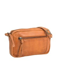 Gusti Leder - Across body bag - cognac - 2