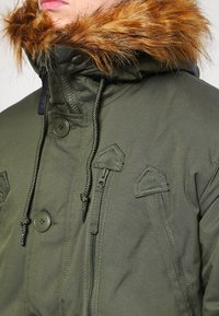Alpha Industries - Parka - dark green - 5