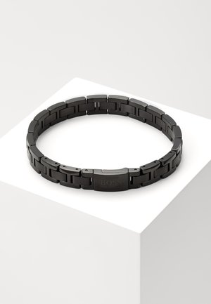 METAL LINK ESSENTIALS - Náramek - black