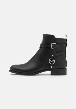 PRESTON FLAT BOOTIE - Classic ankle boots - black
