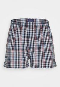 GANT - CHECK BOXER 2 PACK - Boxer shorts - classic blue - 4