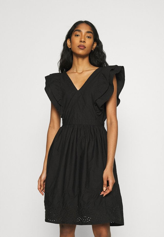 VMLISA DRESS - Sukienka letnia - black